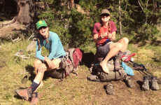 Backpacking the John Muir Trail